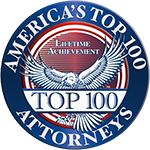 America's Top 100 Attorneys - Lifetime Achievement