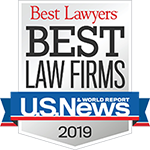 Best Lawyers - Best Law Firms - 2019